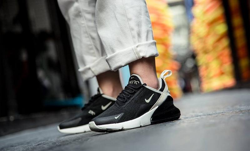 Nike Air Max 270 'Black/Beige' - AH6789