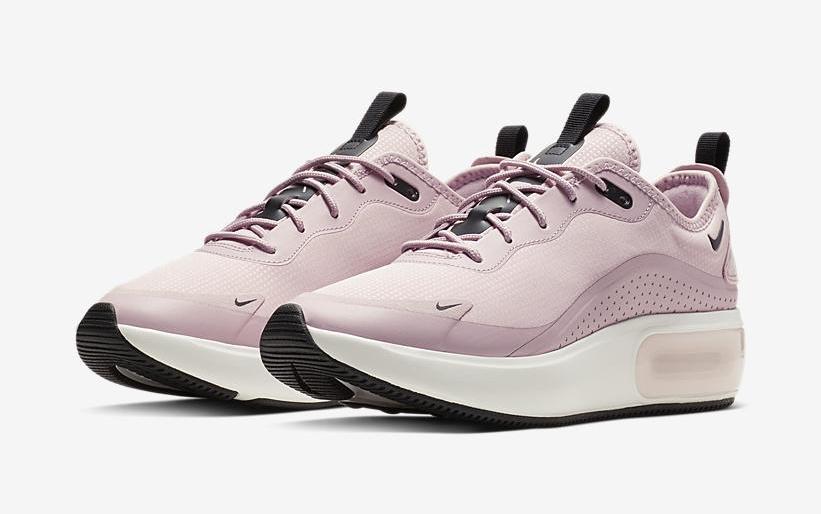 distorsionar nadar implicar  Nike Air Max Dia 'Particle Pink/Plum Chalk' - AQ4312-500 - Archive Blog